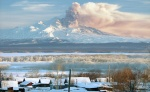 Kamchatka volcano Shiveluch ejects ash to altitude of 7.2 km