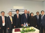 Memorandum of territorial hospital construction was signed by representatives of Kamchatka Krai and Republic of Korea