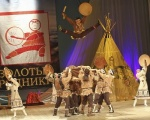 "The creative festival of aboriginal smaller peoples ""Golden Springs"" has been opened in Kamchatka"