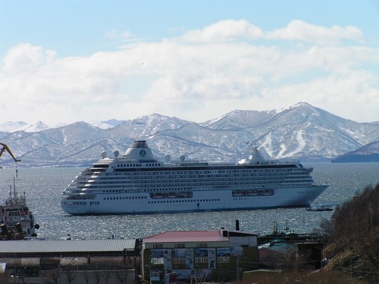 Cruise season in Kamchatka is open