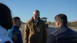 Владимир Солодов посетил Мильковский район Камчатки с рабочим визитом