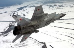 Russian MIG-31 intercepts US spy plane near Kamchatka