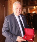 "Valery Raenko is awarded Medal of the Order ""For Merit to the Fatherland"" II class"