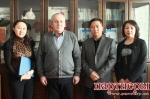 "The Chief Editor of the website ""Kamchatka peninsula"" visited the editorial office of the Northeastern website in China"