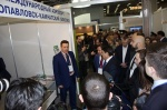 The construction of the new airport in Kamchatka project was presented at the NAIS-2017